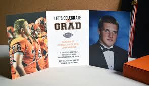 tri fold graduation announcements graduation announcement or invitations trifold