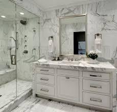 carrara marble bathroom ideas marble tile bathroom bathroom design ideas and miscellaneous