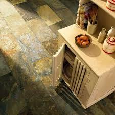 Slate Floor Tiles For Kitchen Rustic Multi Slate Floor Tiles Marshalls