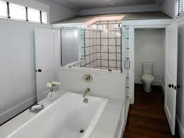 Bathroom Tubs And Showers Ideas by 5 Tub And Shower Storage Tips Hgtv