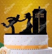 dr who cake topper doctor who tardis cake topper ebay