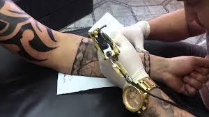 tattoo tribal no antebraço maori antebraço nando tattoo arts youtube