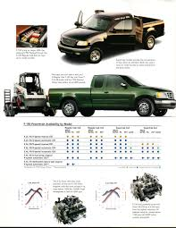 Ford F150 Truck 2000 - hiller ford 2000 ford f150 brochure 2000 ford vehicles research