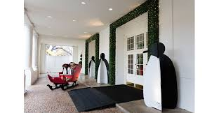 holiday decorations for the home inside the 2015 white house christmas decorations visual