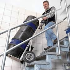 cargomaster electric sack truck stairclimber c141 and c171 by aatgb