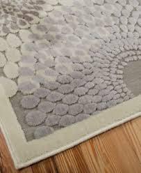 closeout nourison east hampton spiral grey area rugs rugs macy u0027s