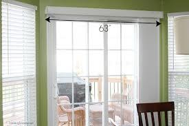 Design Ideas For Heavy Duty Curtain Rods Stylish Curtain Rods For Sliding Glass Doors 9309 Sliding Glass