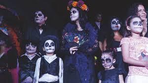 Aztec Halloween Costume Dead Festivities Vallarta Lifestyles