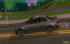 bmw m3 challenge mods 2008 hamann bmw m3 convertible for gta san andreas