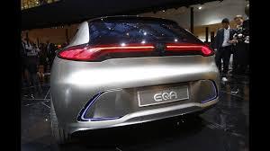 mercedes reveals bmw i3 rivalling eqa concept car