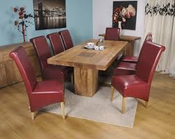 Modern High Back Dining Chairs Dining Room Minimalist Modern Furniture Leather Dining Room