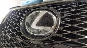 lexus is350 f sport front grill just had the entire front of my 2017 lexus is350 f sport wrapped