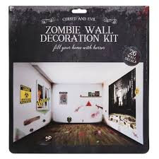 wholesale zombie wall decals discount wholesale zombie wall decals 26 pack