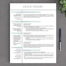 Best Modern Resume 100 Modern Resumes Templates Creative Resume Template