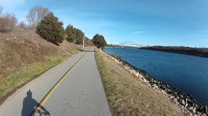 riding the cape cod canal service road youtube