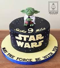 wars birthday cakes wars birthday cake master yoda artofcakeny