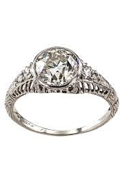 Vintage Wedding Rings by 50 Vintage Engagement Rings Antique And Vintage Inspired