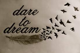 dare to dream u2013 flying bird tattoo design