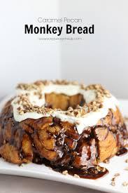 caramel pecan monkey bread and fl oj smoothie eazy peazy mealz