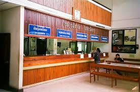 appeler un bureau de poste communication laos guide touristique tourisme en asie