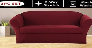Stretch Sofa Covers by Linen House Corp Home Of Sunrise Sofa Covers