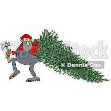 christmas trees clipart by djart page 1 of royalty free stock
