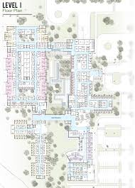 Architectural Floor Plan by Level 1 Architecture Floor Plan Hospital Honduras Little Angels