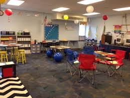 alternative seating in my classroom teacher classroom