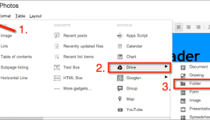 Google Doc Table Of Contents How To Add Clip Art To Google Docs Slides Sheets Forms