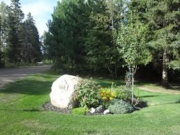 Front Of House Landscaping Ideas by Front Rock Garden Great Yard Ideas Rock Garden Ideas