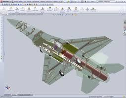 f 16 model scl 1 5th solidworks design