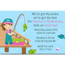 fishing birthday card u2013 gangcraft net