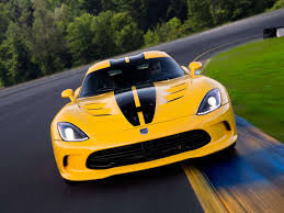 Dodge Viper Yellow - detroit auto show throwback the dodge viper the drive
