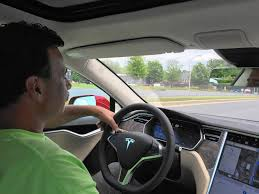 tesla windshield grasso u0027s new tesla reflects growing number of electric vehicle