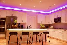 Kitchen Ambient Lighting Ambient Lighting We Show You How