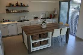 mobile kitchen island table kitchen island movable with seating also wooden pertaining to