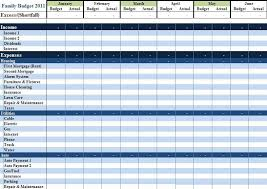 Excel Spreadsheet Budget Template Excel Budget Spreadsheet 11 Budget Excel Template Monthly Budget