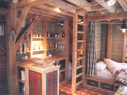 amazing small spaces the foresters wood cabin