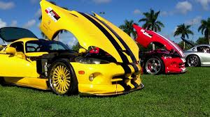 when was the dodge viper made dodge viper srt10 acr customized vipers