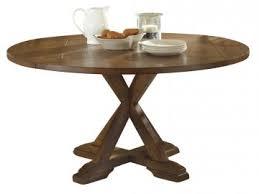 Drop Leaf Pedestal Table Liberty Furniture Hearthstone Drop Leaf Pedestal Table In Rustic