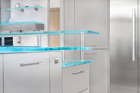 kitchen countertop edge lighting elemental led