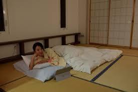 Traditional Japanese Bedroom - japanese futon mattress ideas traditional japanese futon