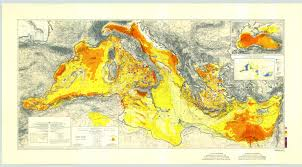 Map Of The Mediterranean Ioc Iho Ibcm International Bathymetric Chart Of The Mediterranean