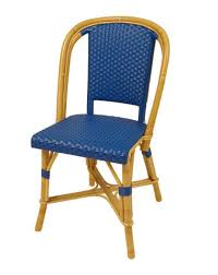Blue Bistro Chairs Authentic French Cafe Chairs U0026 French Bistro Tables Tk