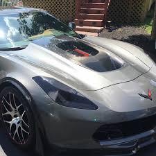 corvette zero 1 c7 stingray grand sport z06 acs zero7 extractor carbon