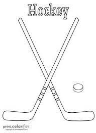 hockey skate template google search crafts pinterest