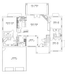 ranch home floor plan best 25 ranch homes ideas on ranch floor plans ranch