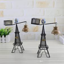eiffel tower table colorful eiffel tower style decoration light fashion