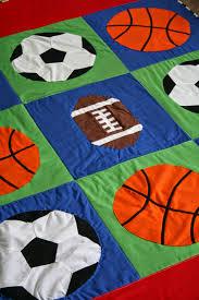 sports quilt patterns for boys or boy nursery quilt blocks
