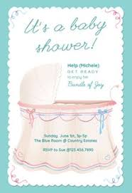 baby shower invites for girl free baby shower invitation templates for greetings island